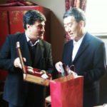 ملاقات دو جانبه با سفیر و نماینده دائم چین در فائو