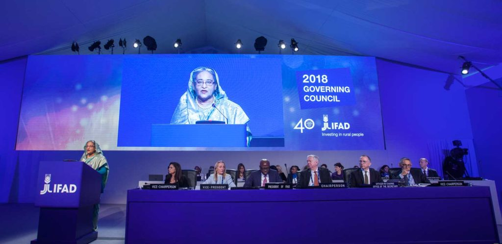 Forty-third session of the Governing Council 11 – 12 February 2020