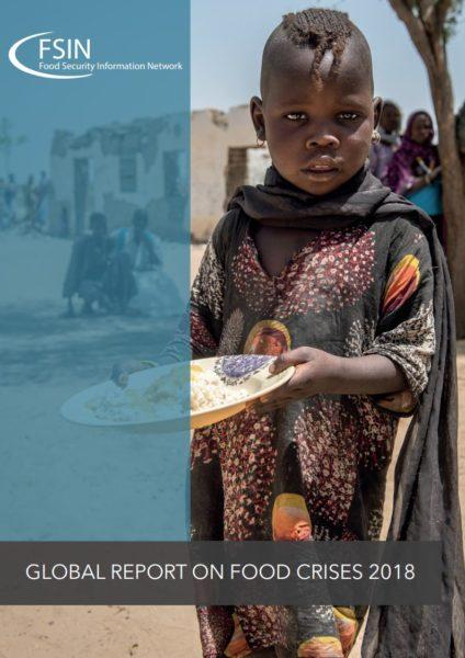 گزارش جهانی  بحران مواد غذایی سال 2018