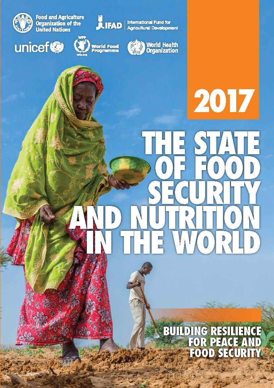 وضعیت جهانی امنیت  غذائی و تغذیه