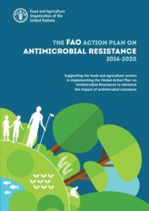 برنامه اقدامات فائو در خصوص مقاومت ضد میکروبی 2016-2021
