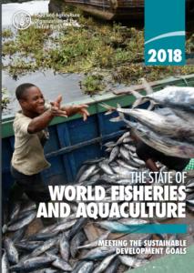 وضعیت  ماهیگیری و  آبزی پروری جهان - سال 2018