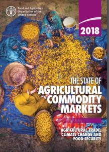 وضعیت بازار محصولات کشاورزی  2018