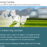 راه اندازی دوره آموزشی آنلاین بازرگانی ، بازارها و سرمایه گذاری ها