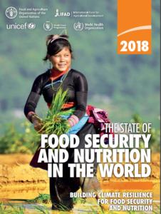 وضعیت جهانی امنیت غذایی و تغذیه 2018   SOFI