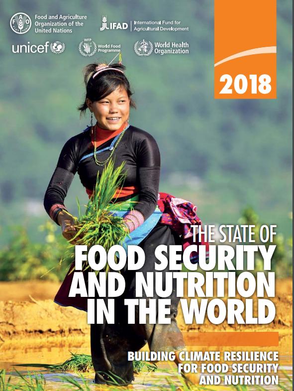 افزایش گرسنگی و سوء تغذیه در جهان