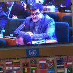 بیانیه آقای دکتر عمادی در بیست و ششمین نشست کمیته کشاورزی