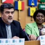 سخنرانی آقای دکتر عمادی در رویداد جانبی تغییر غذا و کشاورزی برای پایان دادن به فقر و گرسنگی