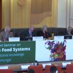 سمینار تخصصی بلند پایه سیستم های غذایی بومی 7 لغایت 9 نوامبر