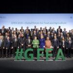 یازدهمین گردهمائی جهانی غذا کشاورزی ،  برلین  17 لغایت 19 ژانویه 2019