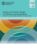 اثرات تغییرات اقلیمی در شیلات و آبزی پروری