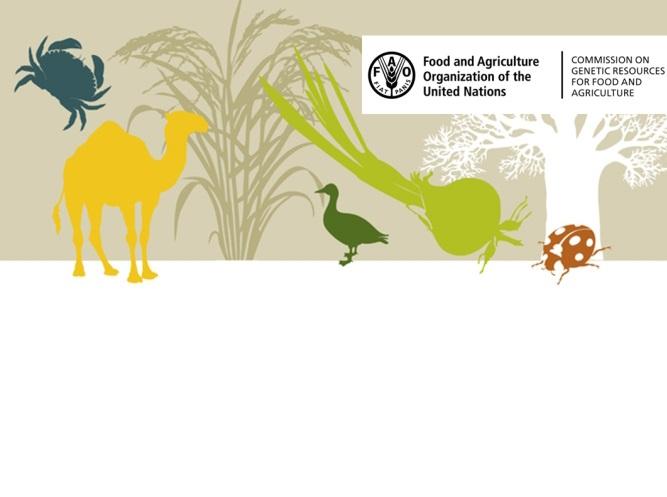 هفدهمین نشست کمیسیون منابع منابع ژنتیکی برای غذا و کشاورزی 18 تا 22 فوریه 2019