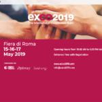نمایشگاه  همکاری در توسعه بین الملل – رم  15 الی 17  ماه مه