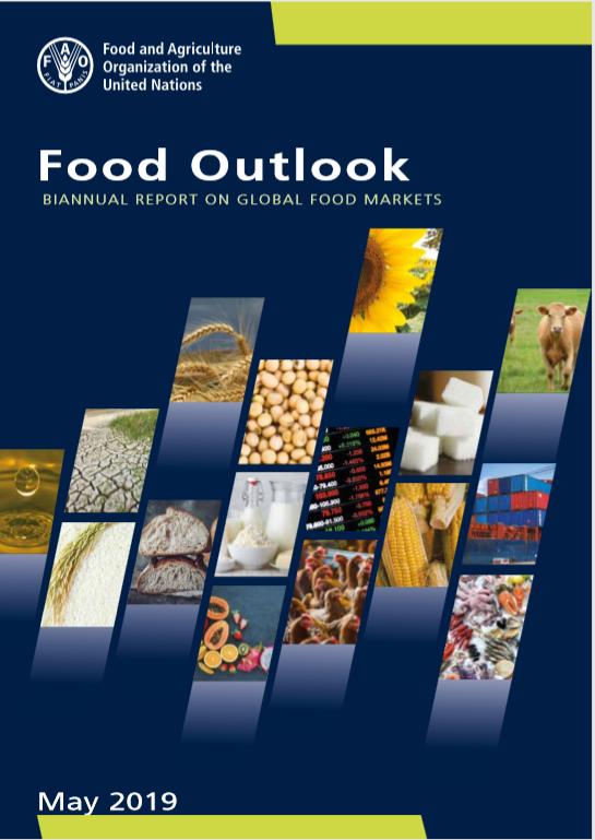 گزارش  وضعیت جهانی بازار مواد غذایی
