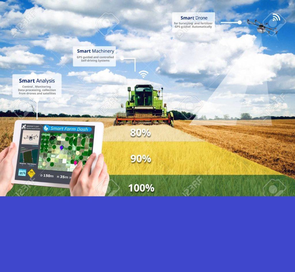سمینار تحول دیجیتال کشاورزی 12 الی 13 ژوئن 2019