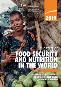 وضعیت جهانی امنیت  غذایی و  تغذیه 2019