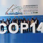 چهار دهمین کنفرانس کنوانسیون مقابله با بیابان زائی   COP14