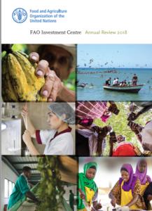 بررسی سالانه سرمایه گذاری های فائو - سال 2018