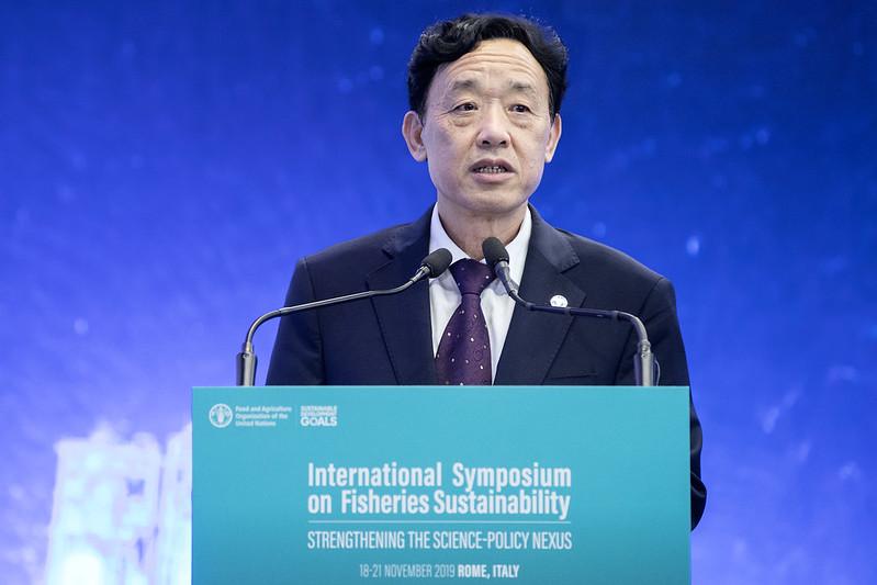 "برگزاری سمپوزیوم بین المللی ""ماهیگیری پایدار تقویت علم – سیاست ""  18 الی 21 نوامبر 2019"