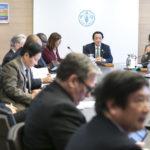 حضور  دکتر عمادی در اولین نشست کمیته راهبردی  اقدام جهانی کنترل کرم برگخوار پاییزه
