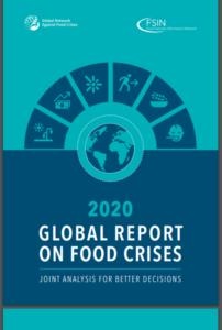 گزارش سالانه شبکه جهانی علیه بحران مواد غذایی
