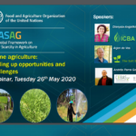 وبینار  کشاورزی خاک های شور: چالش ها و گسترش فرصت ها