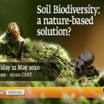 سخنرانی آقای دکتر عمادی در اولین وبینار  تنوع زیستی خاک