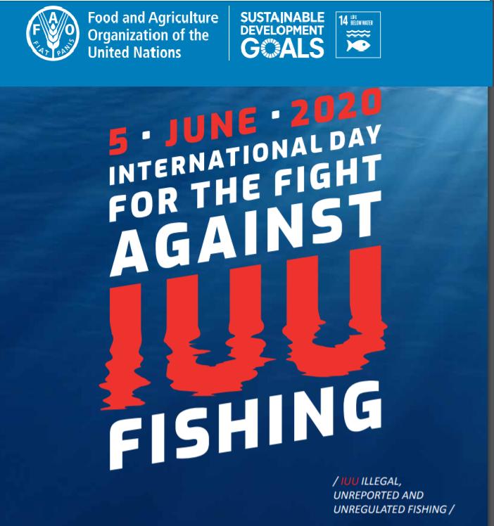 وبینار فائو به مناسبت روزجهانی مقابله با صید غیر مجاز و گزارش نشده 5 ژوئن 2020